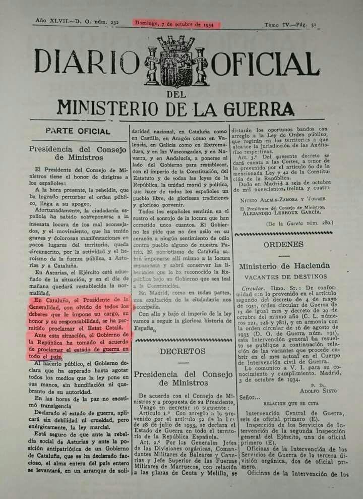 Diario Oficial de la Guerra